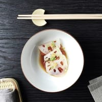 Otoko Austin restaurant Paul Qui South Congress Hotel dish sensai