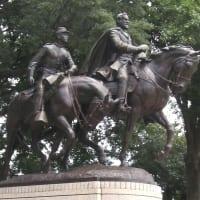 Robert E Lee statue