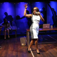 King Liz at Second Stage Theatre Uptown