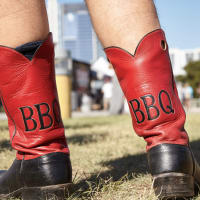 TMBBQ Boots