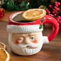 Miracle on 5th Bad Santa cocktail