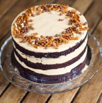 Veruca Salt cake at fluff bake bar