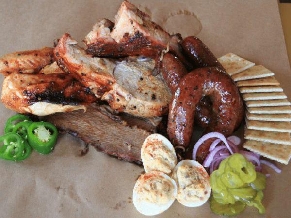 Lockhart Smokehouse, smoked meat