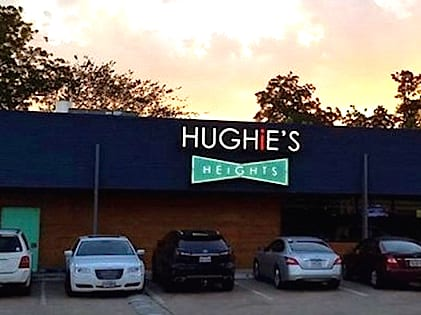 Hughie's Heights exterior
