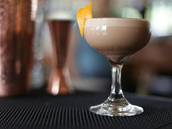 Brandy Alexander Tour Liberty Bar