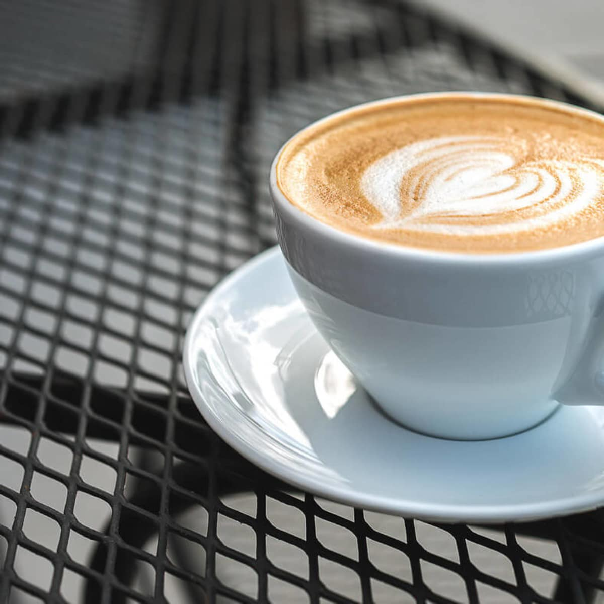 Blacksmith coffee Houston capucicino coffee