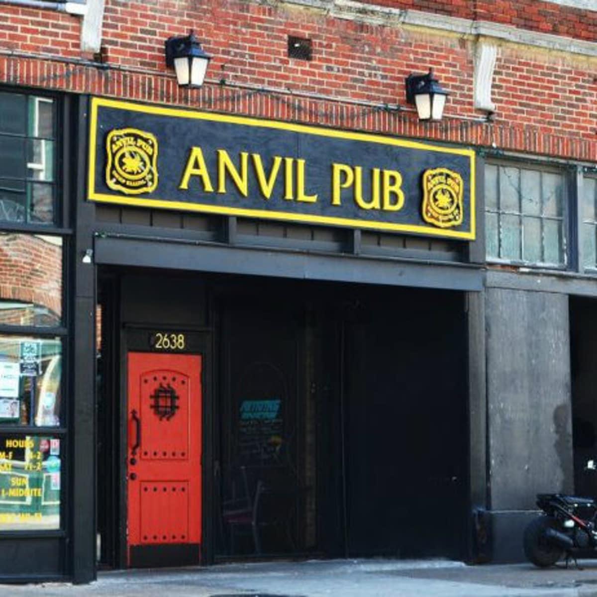 Anvil Pub in Deep Ellum