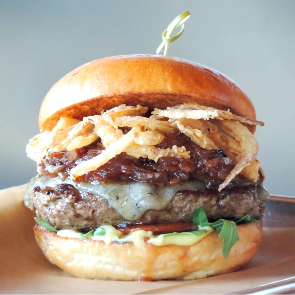 Hopdoddy burger