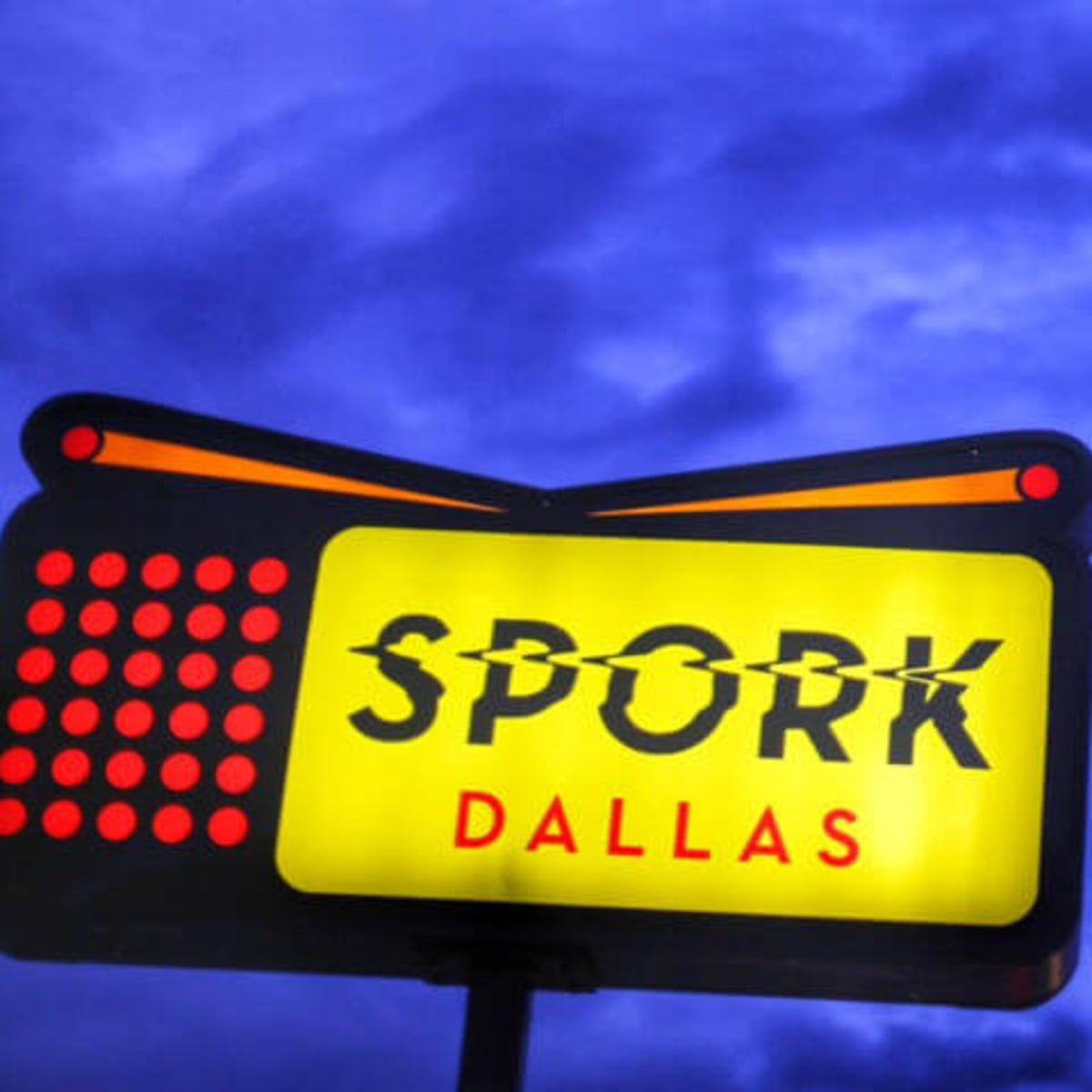 Spork sign