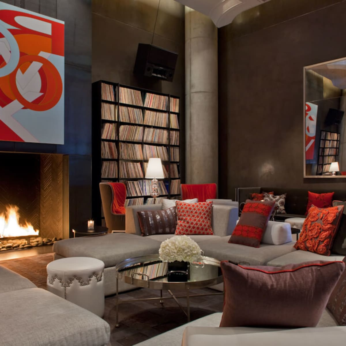 Austin Photo Set: News_Caitlin_W Hotel_Dec 2011_living room