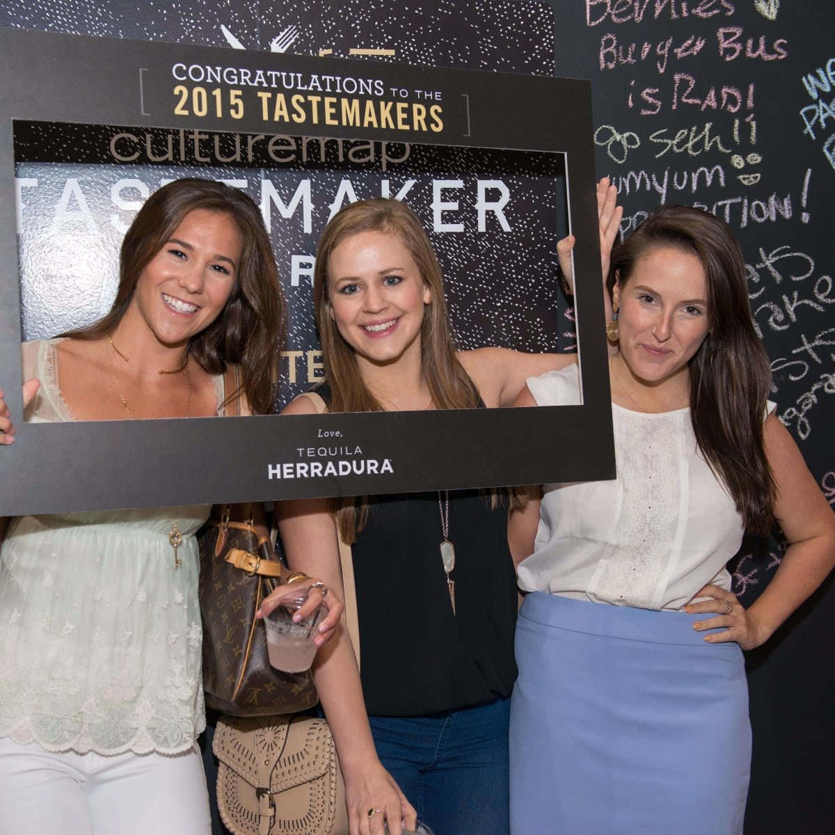Houston, Tastemakers, May 2015, Julie Marin, Aimme Putnam, Katy Dunbar