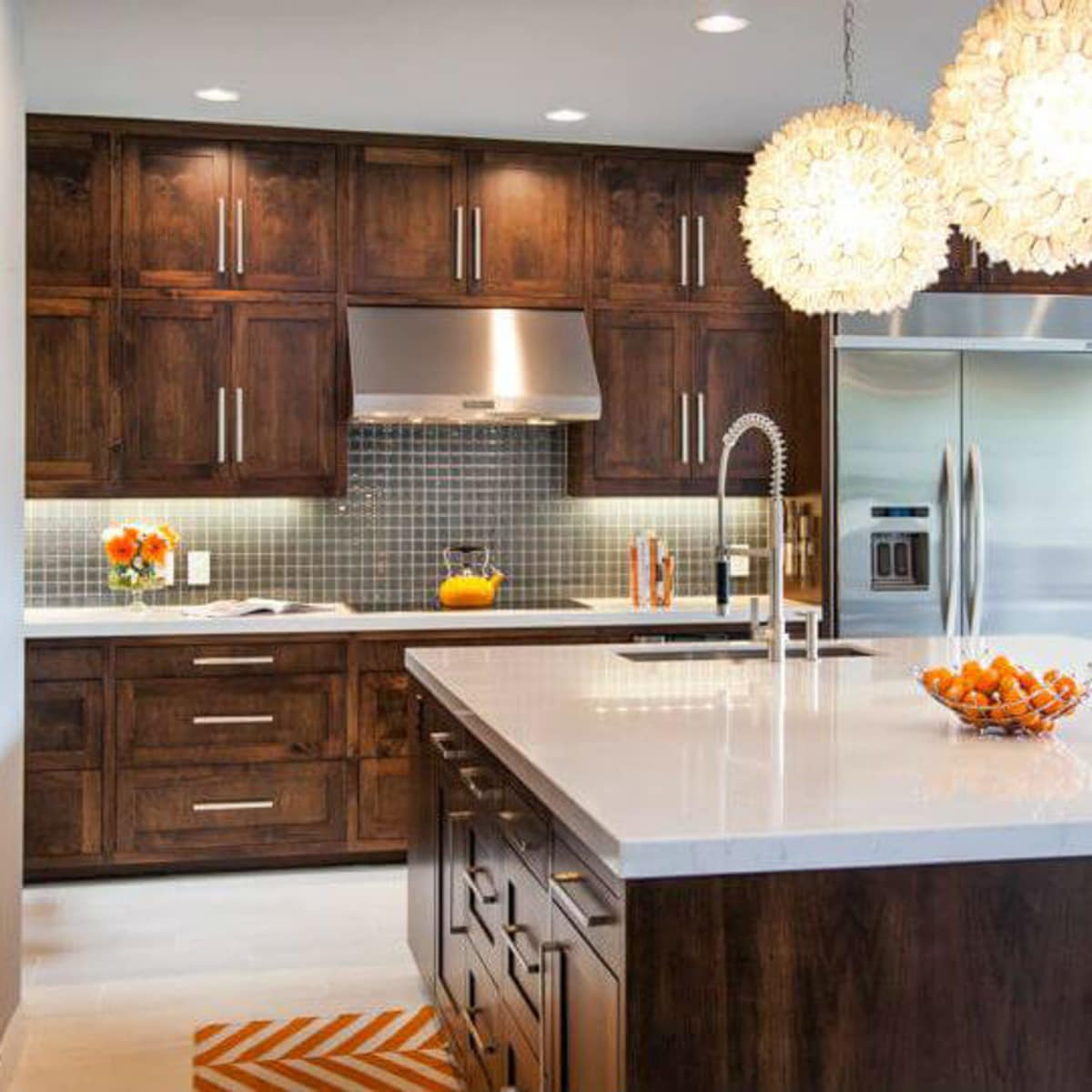Allison Jaffe kitchen design