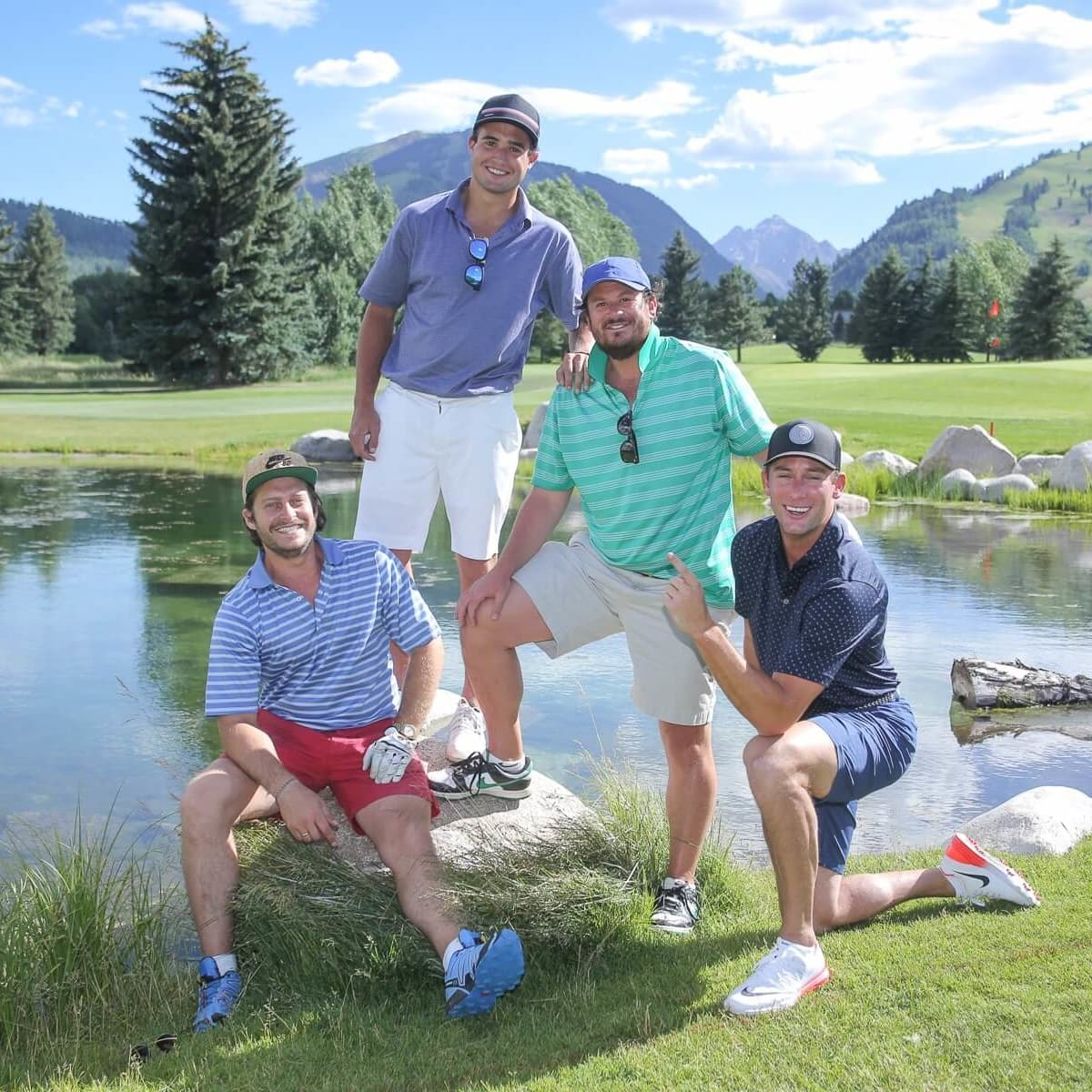 Houston Methodist in Aspen, July 2016, Aaron Colen, Kirgan Hopkins, Michael Wein, Kalon McMahon
