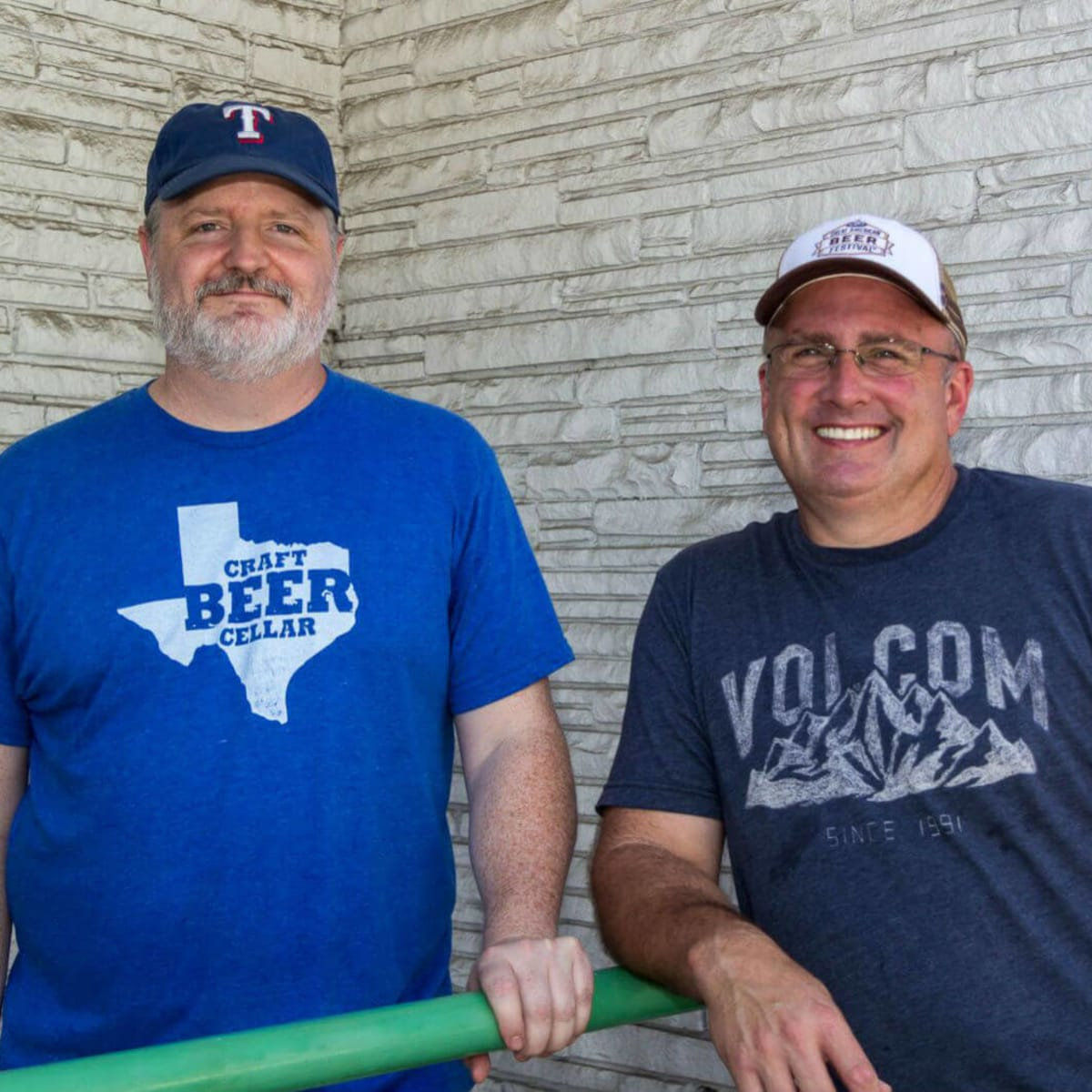 Craft Beer Cellar, Jim Waskow, Stan Nauman