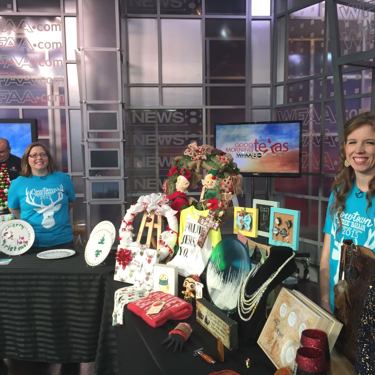 North Texas MADE presents Cowtown Indie Bazaar