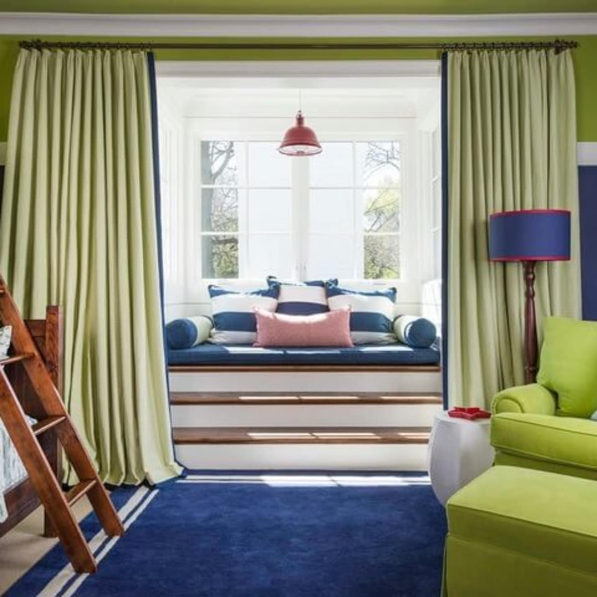 Houzz Dallas house home Alexander Drive stress-free style kid room