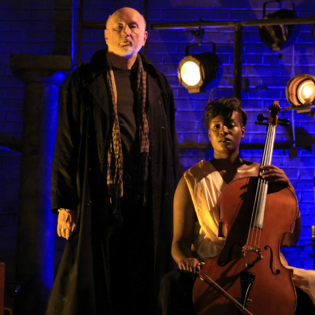 Stage West Theatre presents An Iliad