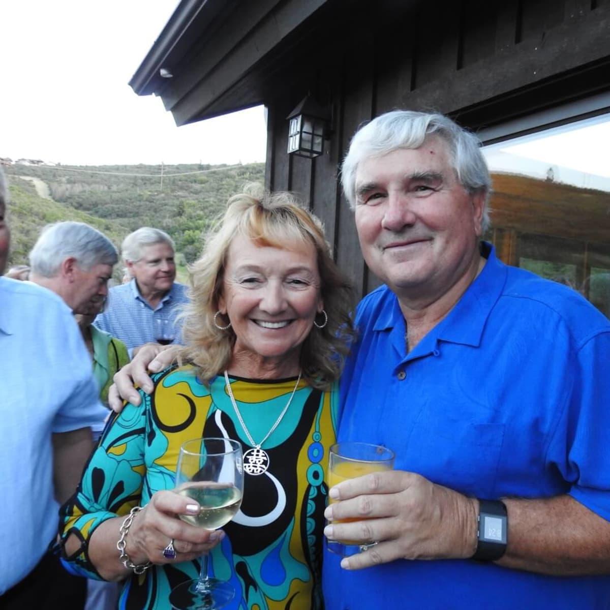 Janet and Graham Baker