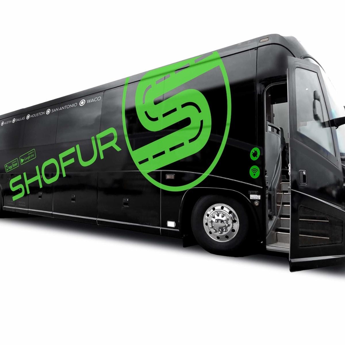 Shofur bus exterior