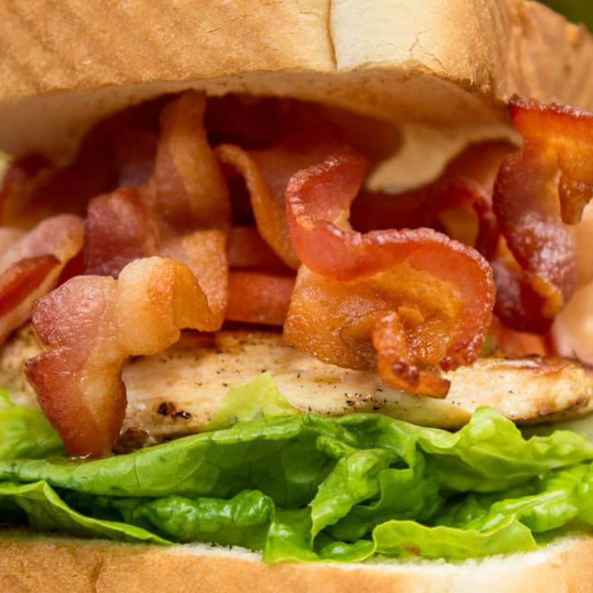 Bacon Chicken BLT