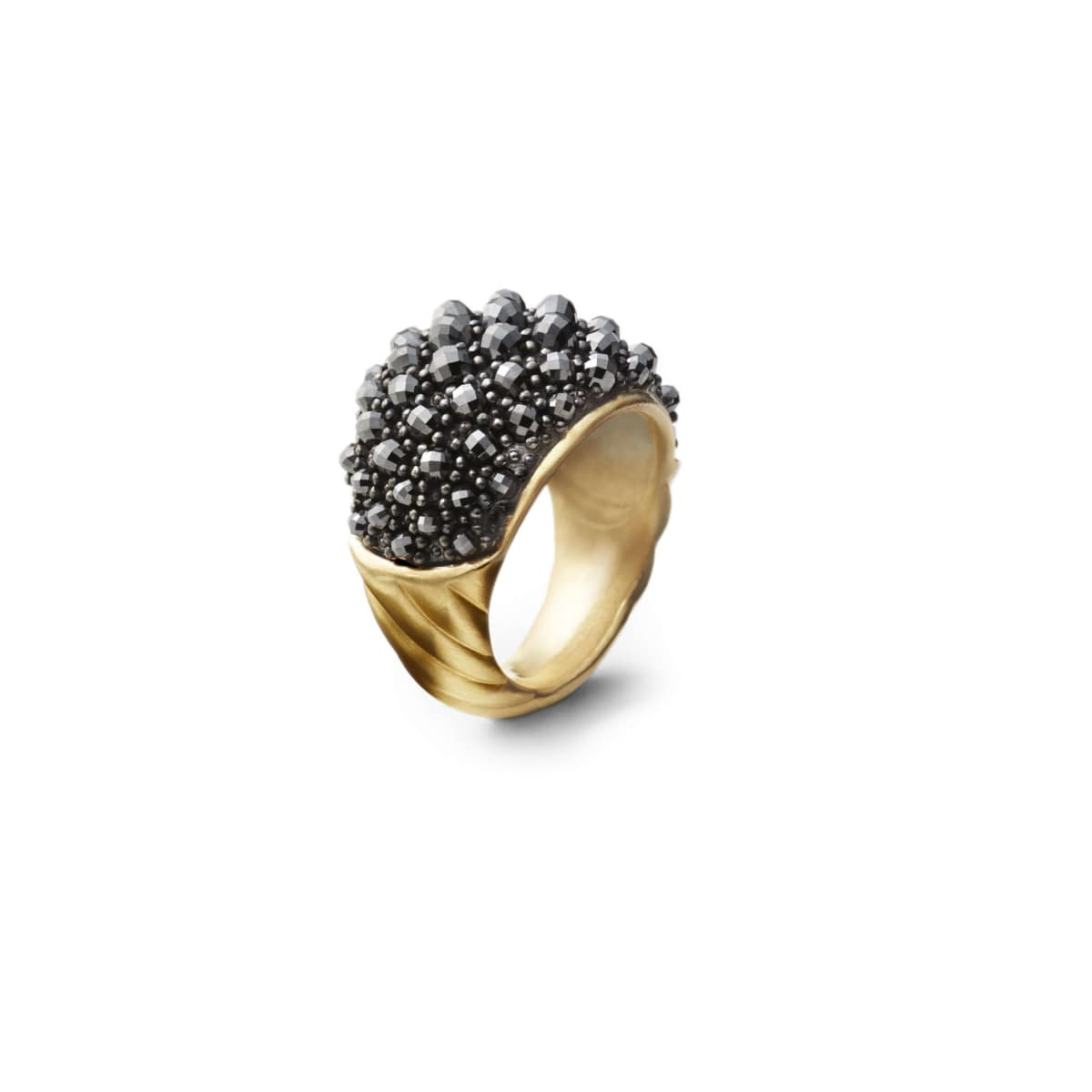 Osetra ring by David Yurman