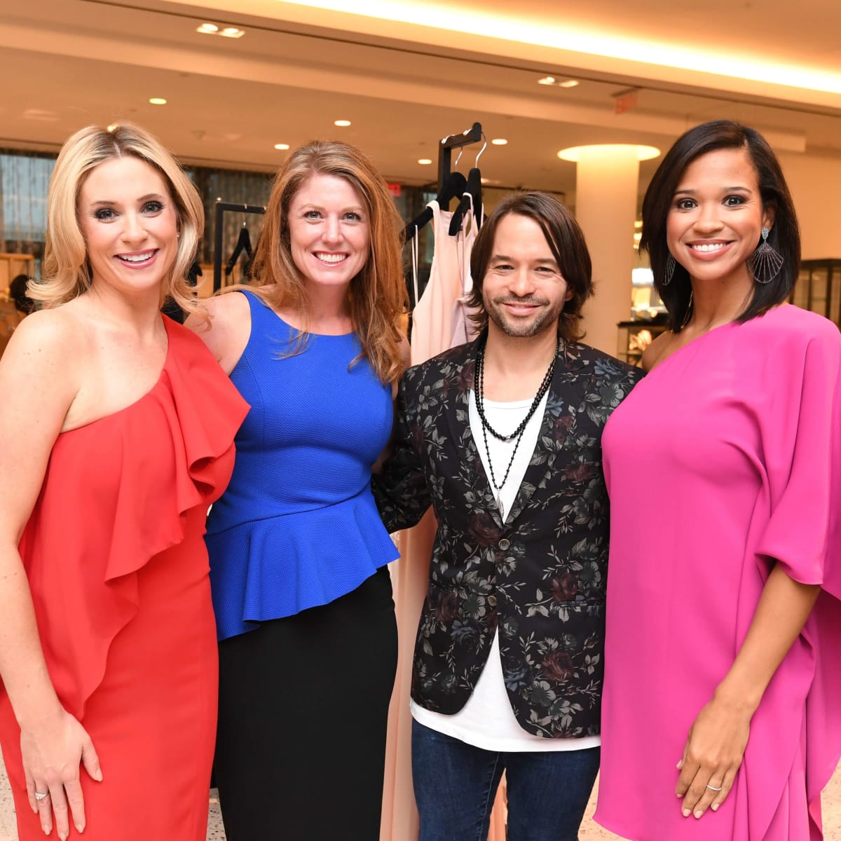 Women of Wardrobe, Aug. 2016, Chita Craft, Susan Oehl, Jay Godfrey, Mia Gradney
