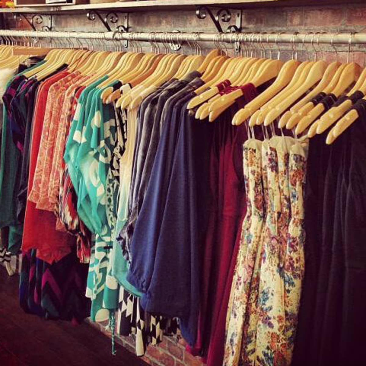 Retrospection boutique in Fort Worth