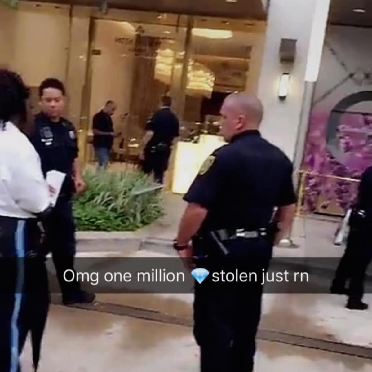 De Boulle burglary