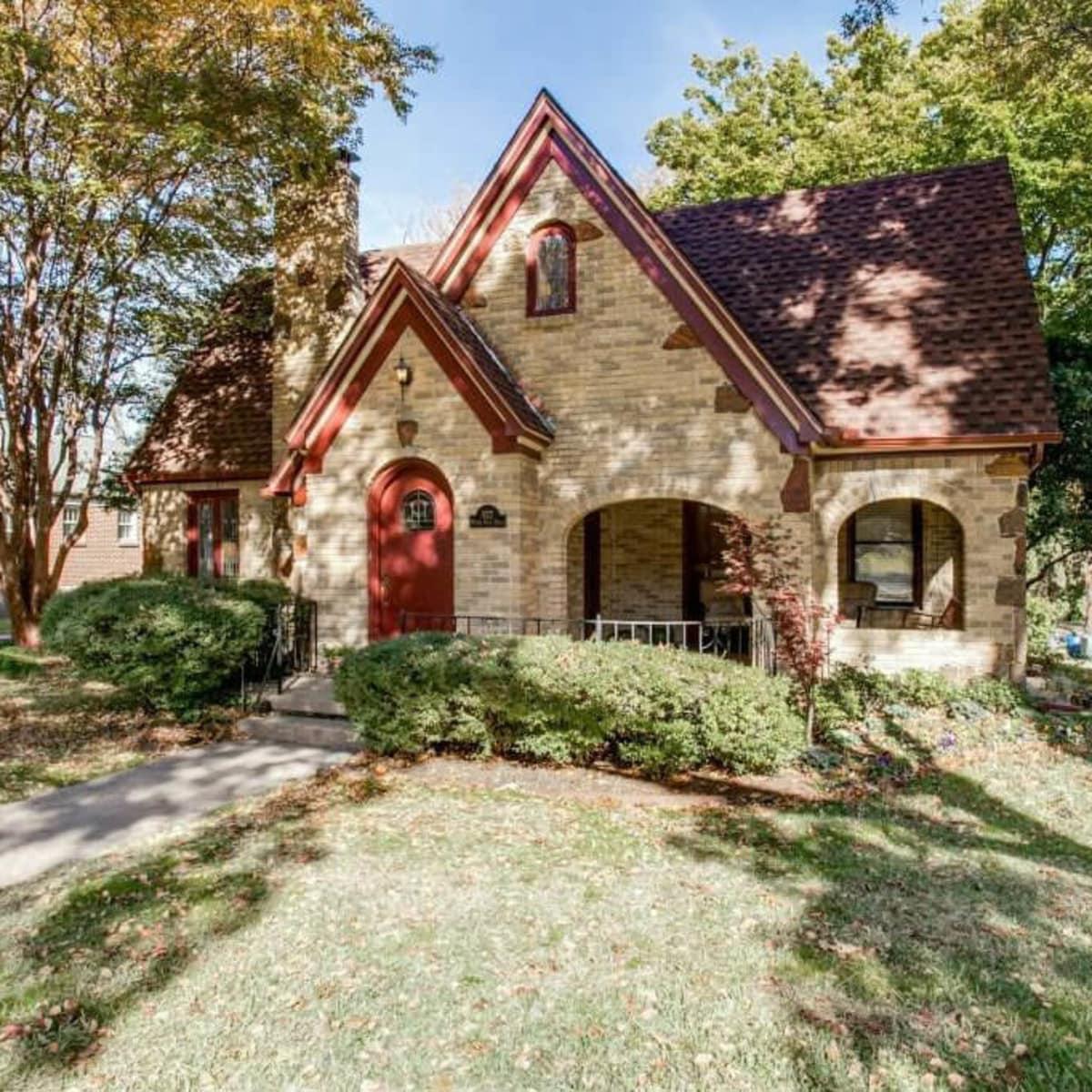 522 Monte Vista house for sale Dallas
