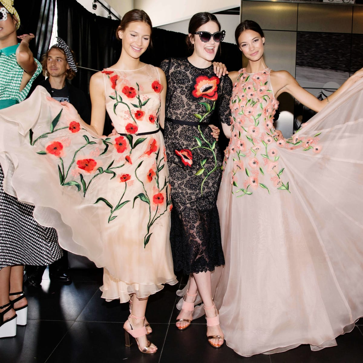 Lela Rose spring 2017 collection