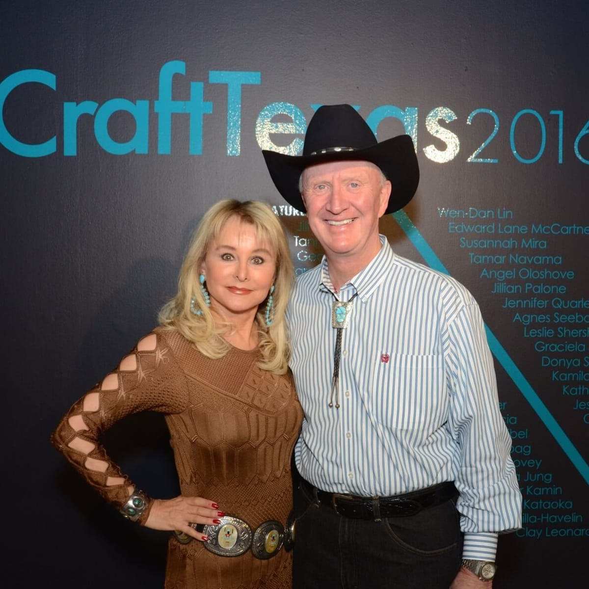 Craft Center Houston, 9/16, Michelle Hevrdejs, Frank Hevrdejs
