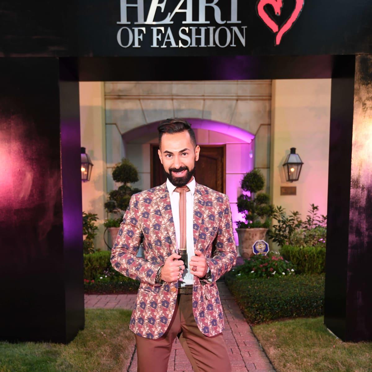 Heart of Fashion Fady Armanious
