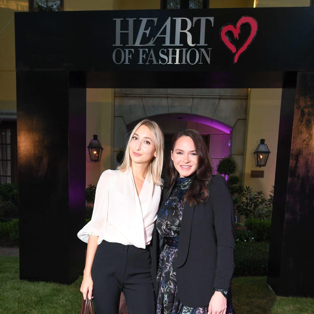 Heart of Fashion, Chiara Casiraghi Brody, Hannah Swiggart
