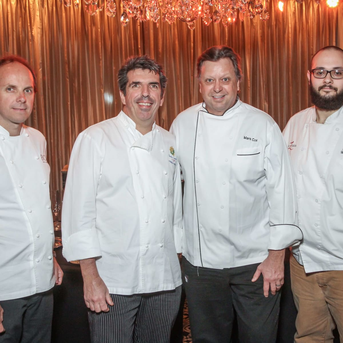 Best Cellars, 9/16 Luis Roger, Philippe Verpiand, Mark Cox, Michael de la Flor