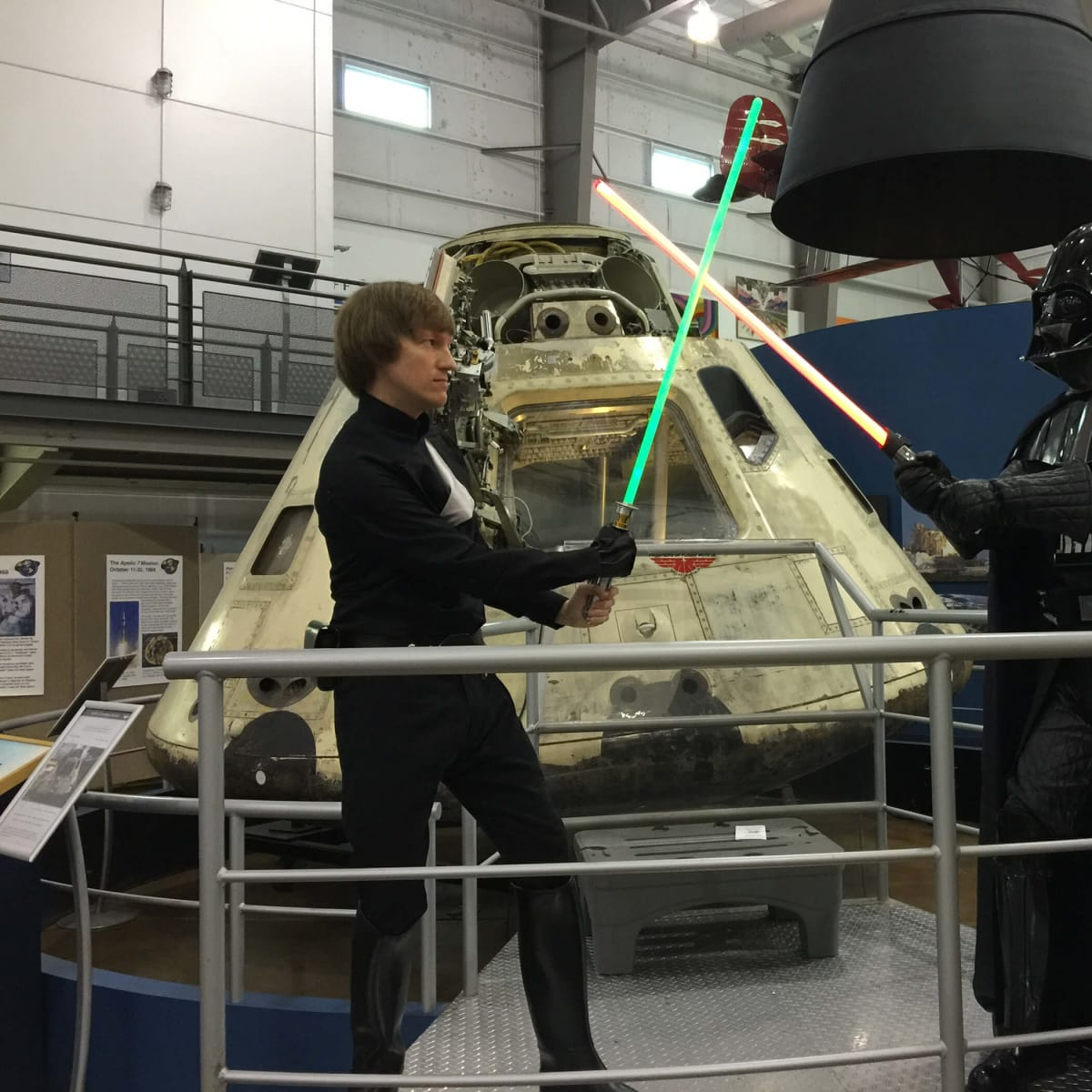 Frontiers of Flight Museum presents Star Wars Day at the Museum
