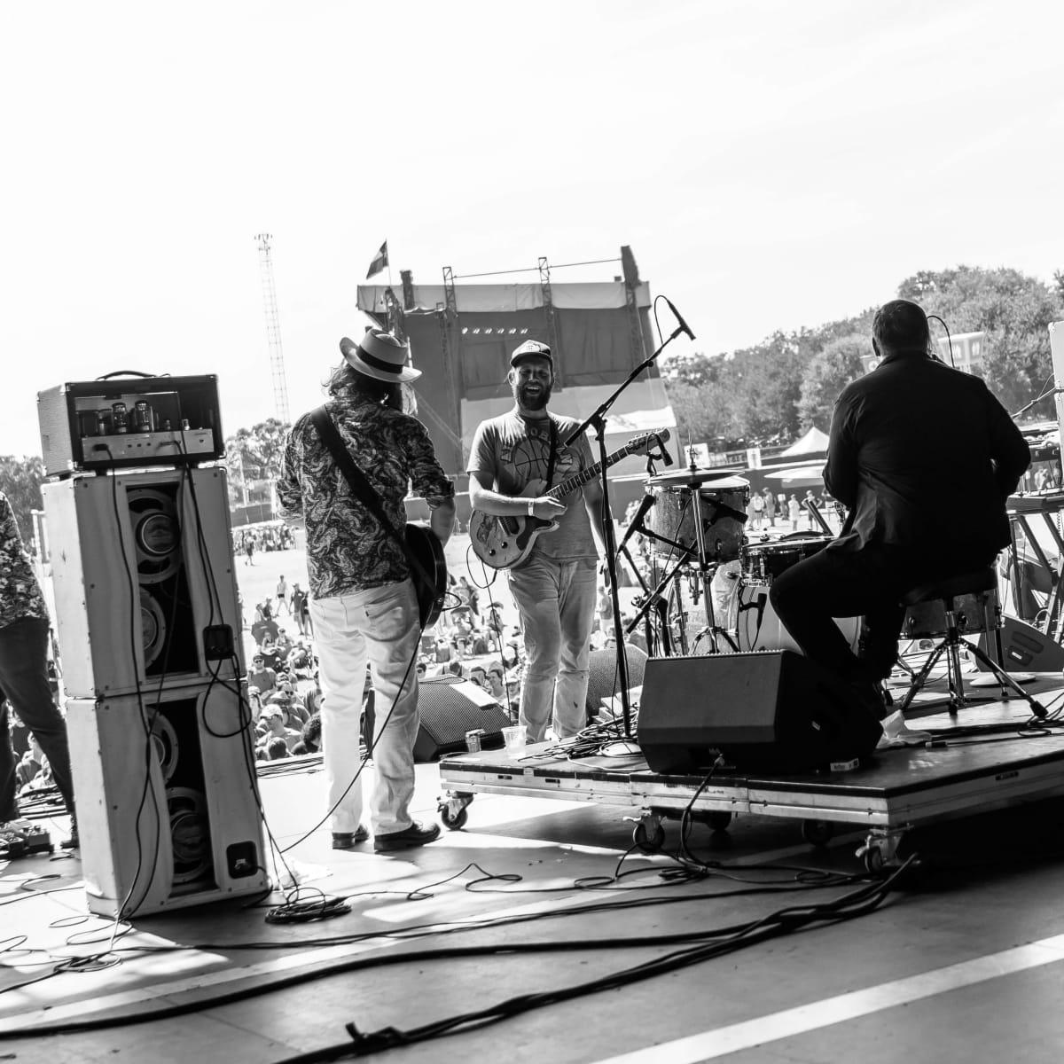 ACL Austin City Limits Music Festival 2016 Caveman