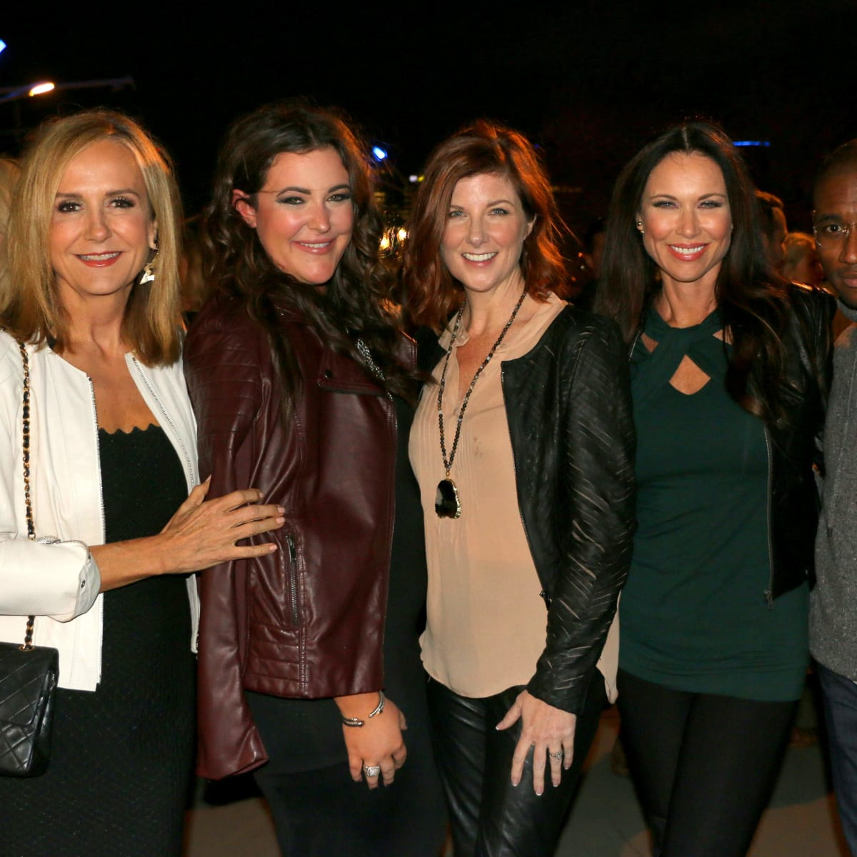 Jane McGarry, Caroline Kraddick, Cynthia Smoot, LeeAnne Locken, Hamilton Sneed