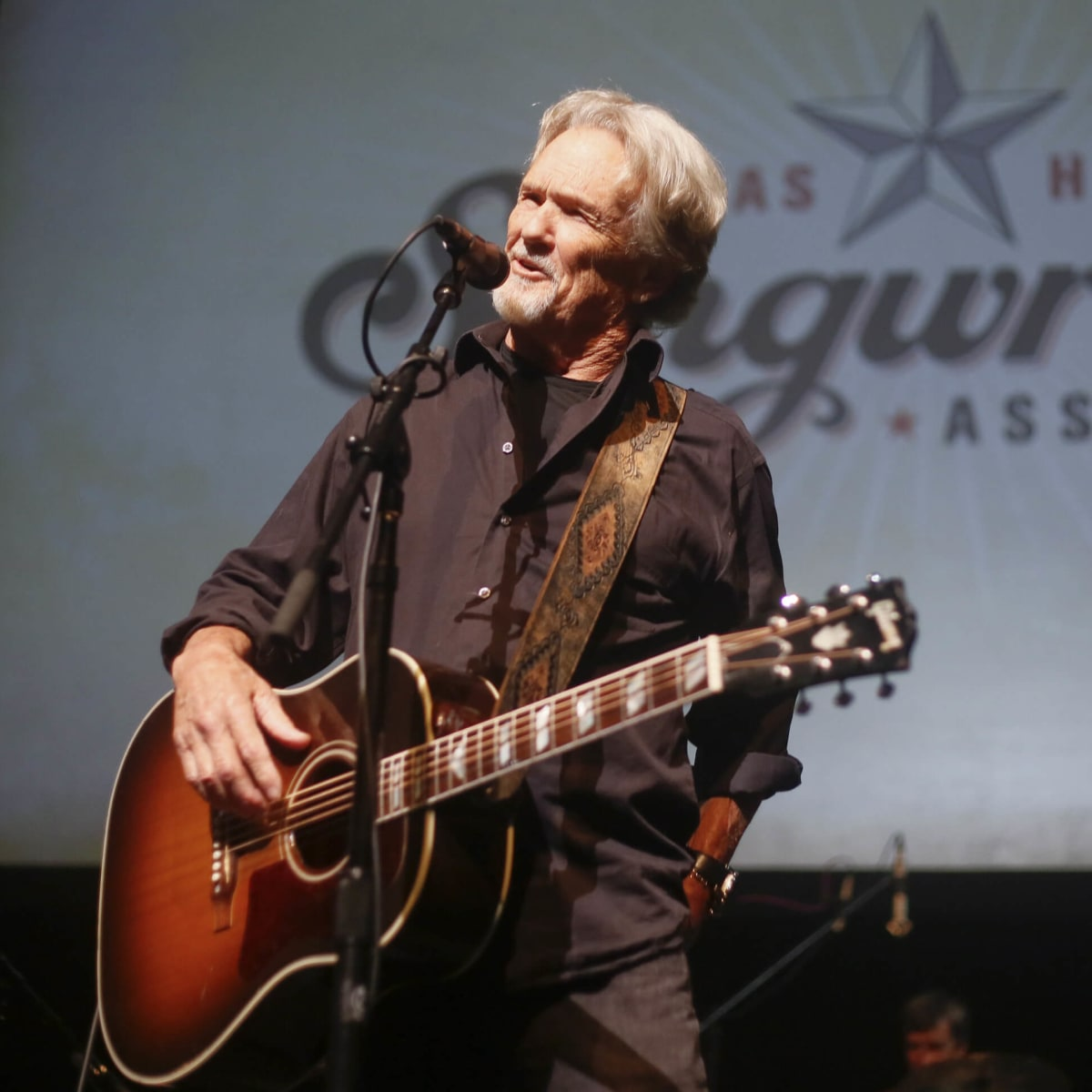 Kris Kristofferson Texas Songwriters Hall of Fame