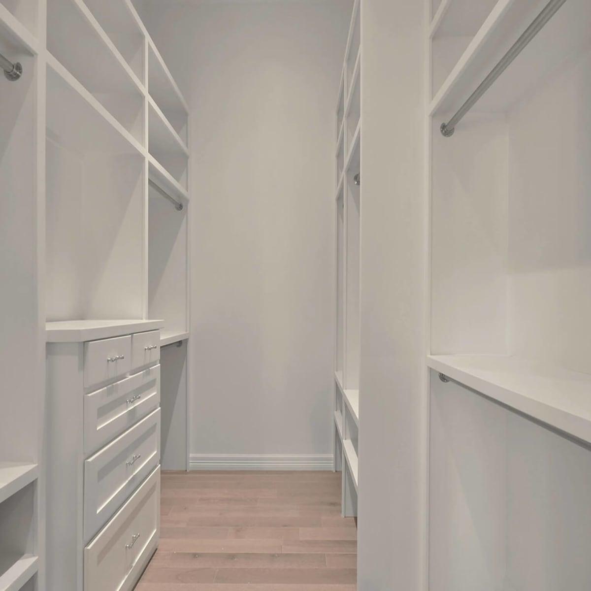 2010 Kinney Master Closet
