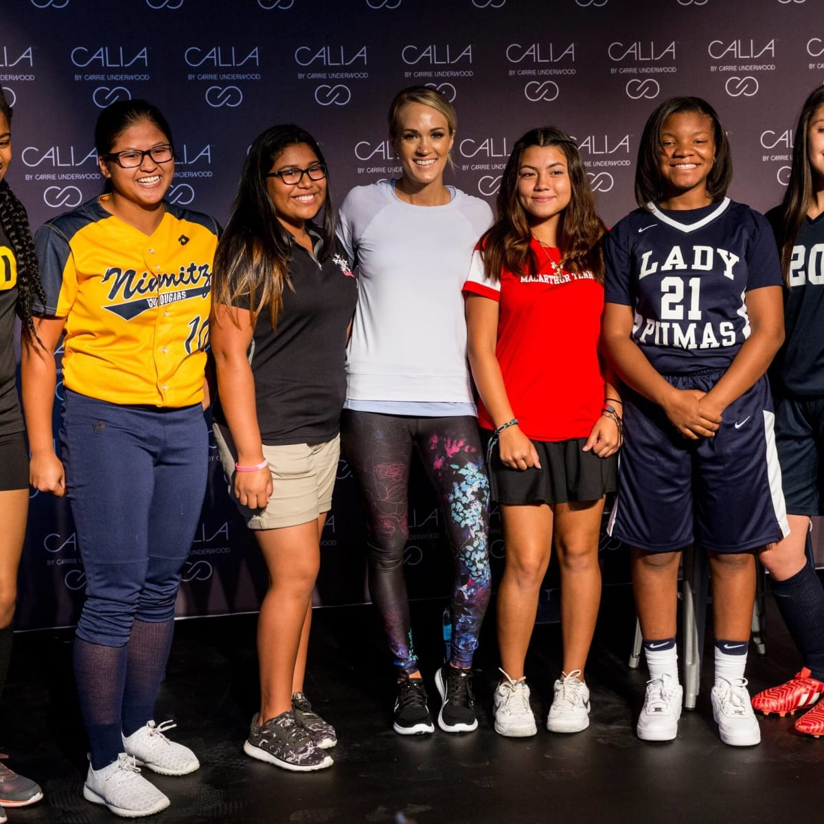 Carrie Underwood/Calia/Dick's Sporting Goods