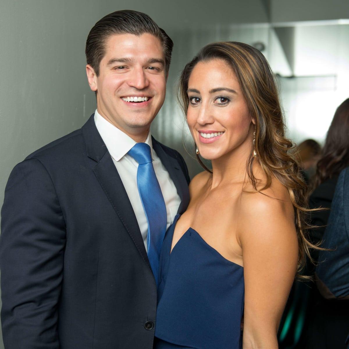 Houston, RYDE/Rose Foundation event, Oct. 2016, Ray Garcia, Lisi Karris