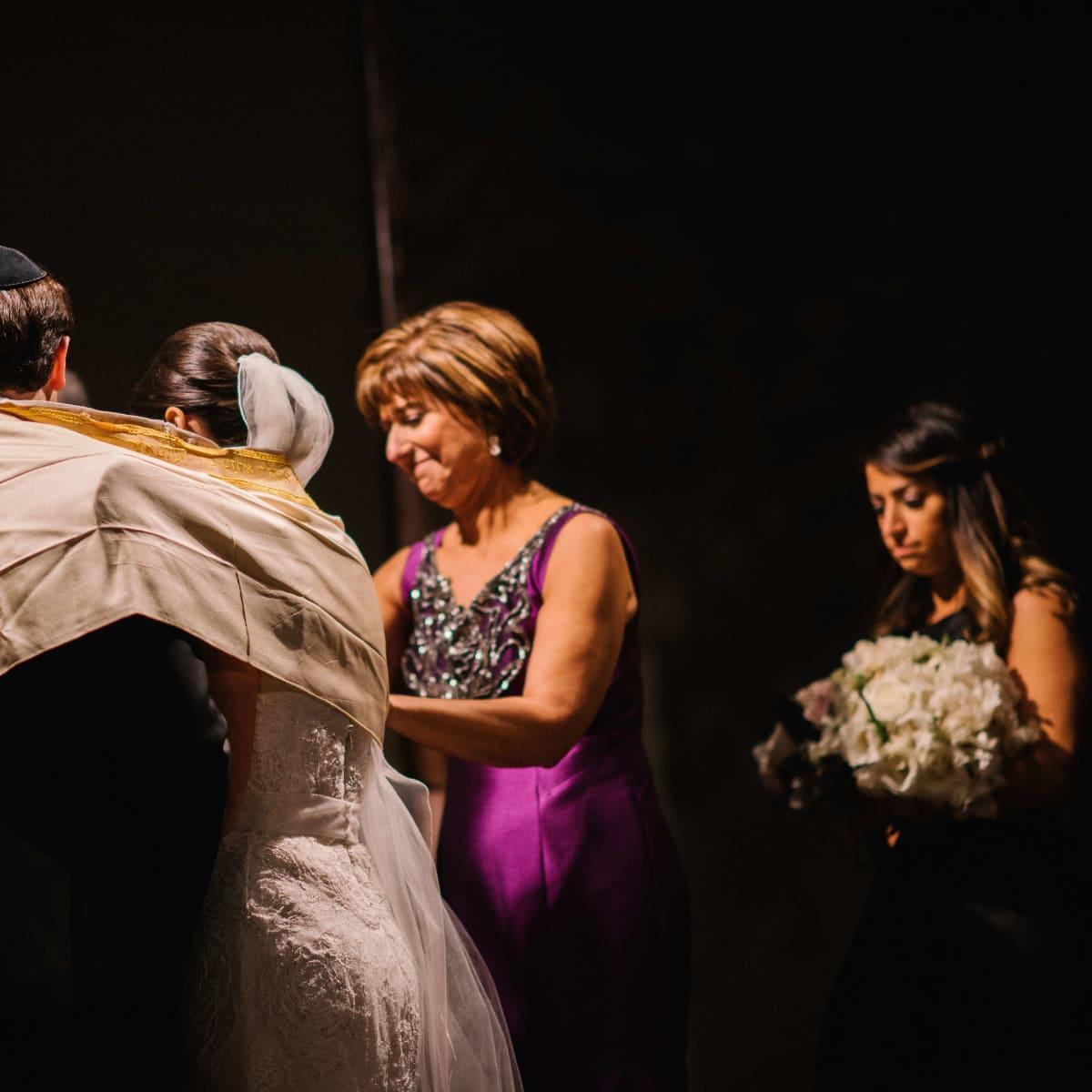 Silber Putterman Wedding
