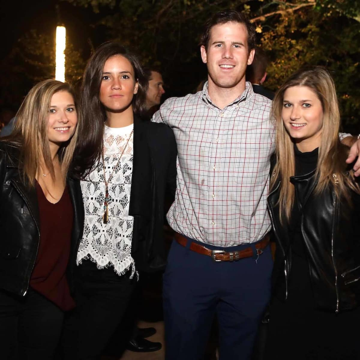 Houston, Urban Wild of Memorial Park Conservancy Bridge Bash, Nov. 2016, Lauren Jones, Cary Hines, Ben Tucker, Kim Jones