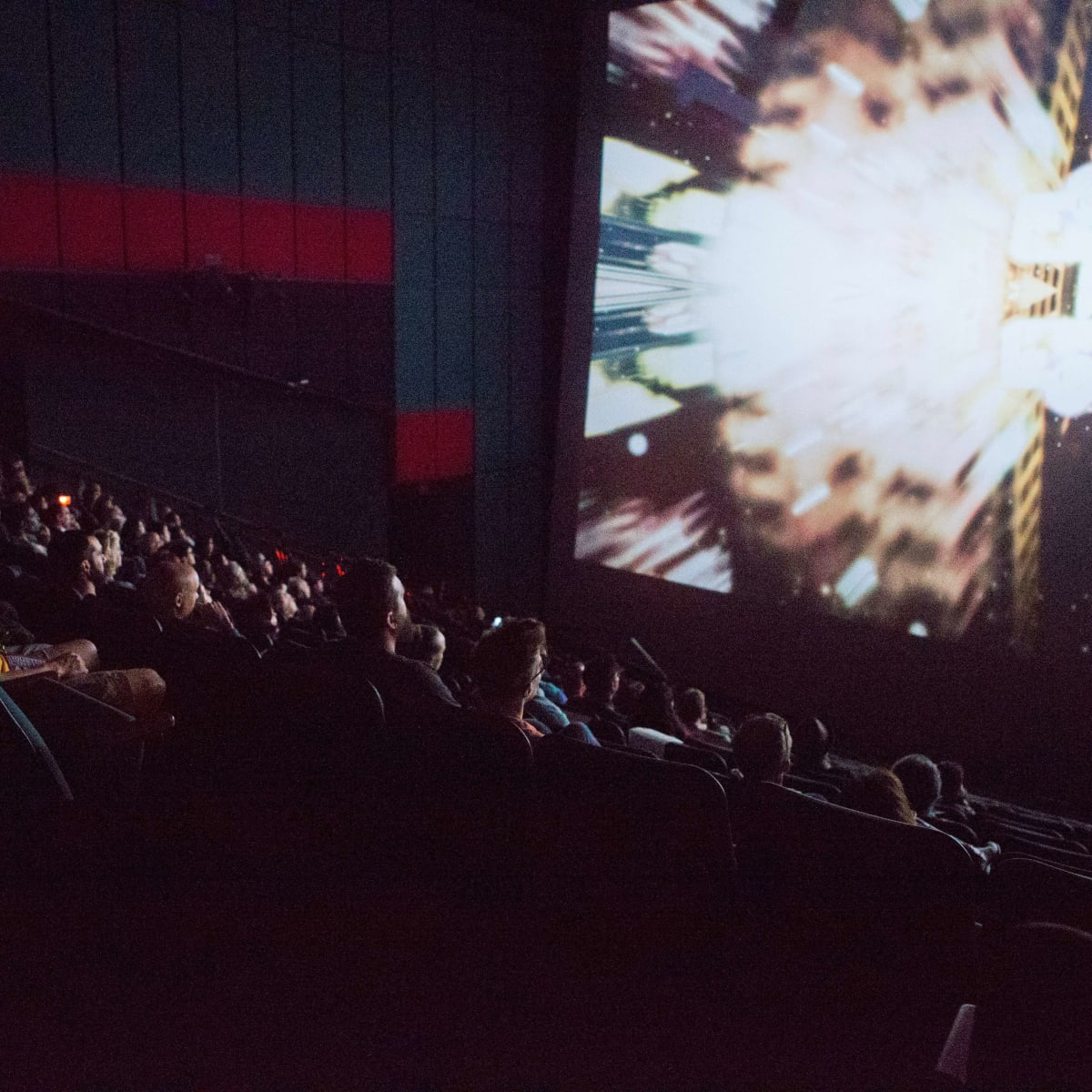 CineSpace 16-Audience