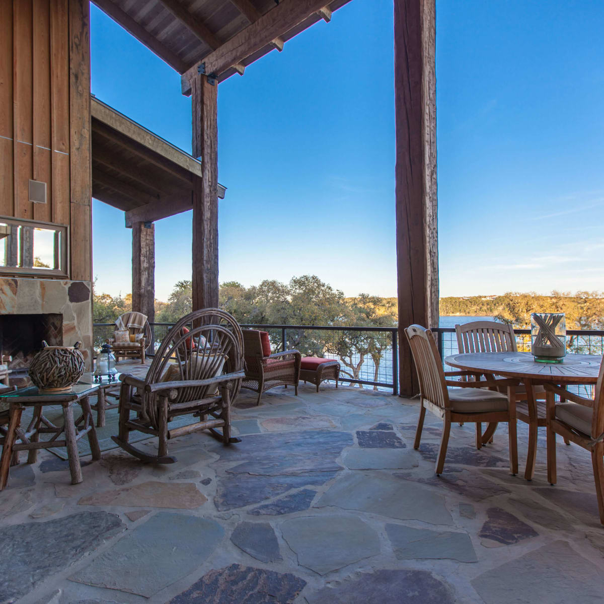1920 Valentino Cove Lake Travis Spicewood house for sale patio