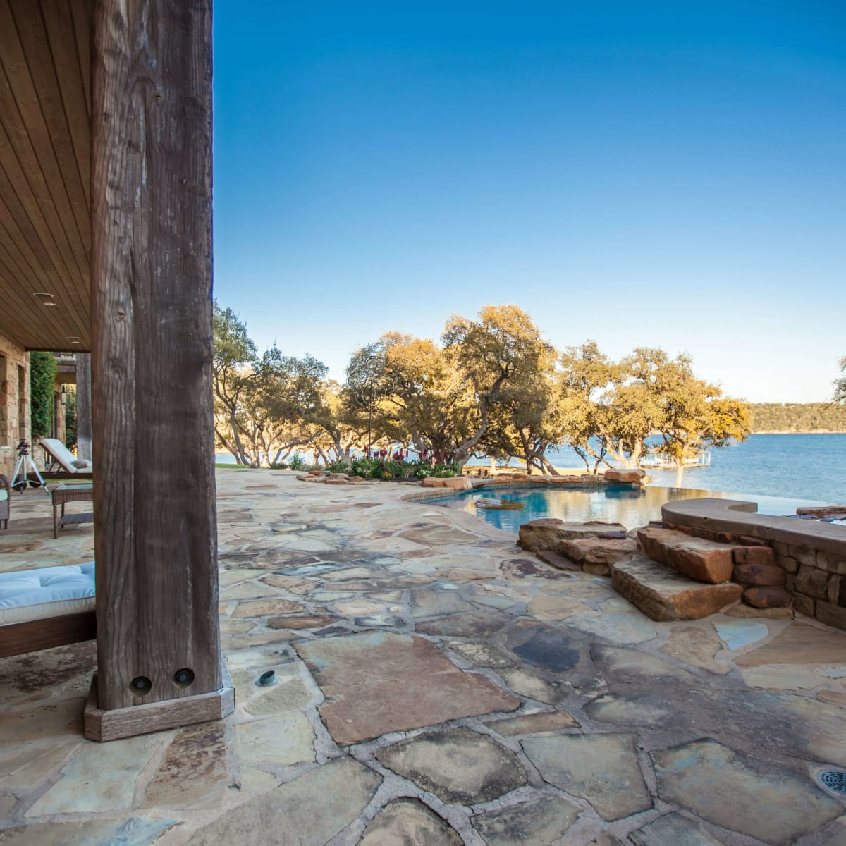 1920 Valentino Cove Lake Travis Spicewood house for sale pool