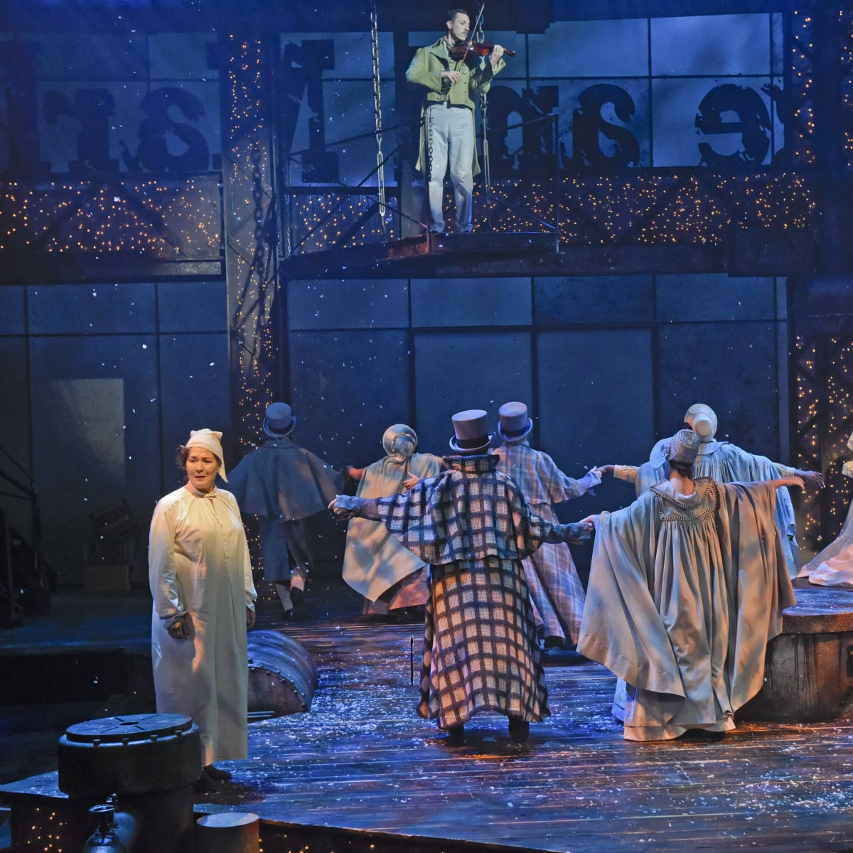 Dallas Theater Center's A Christmas Carol