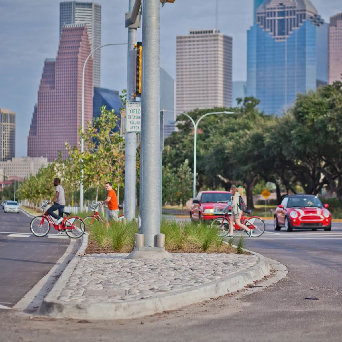 Allen Parkway improvements