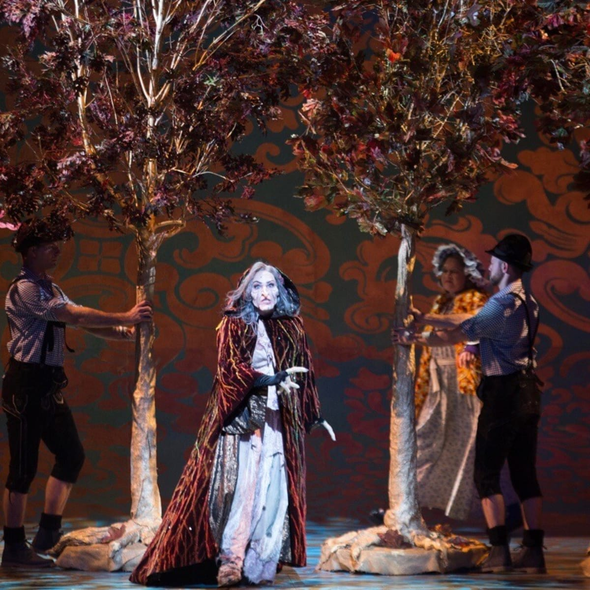 TUTS Into the Woods-the Witch
