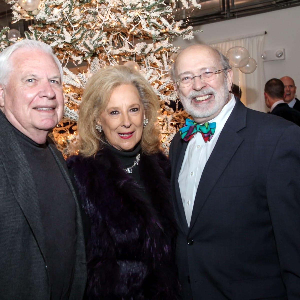 Houston, Legacy Services Holiday Schmooze, Dec 2016, David McKeithan, Mary Ann McKeithan, CC Conner